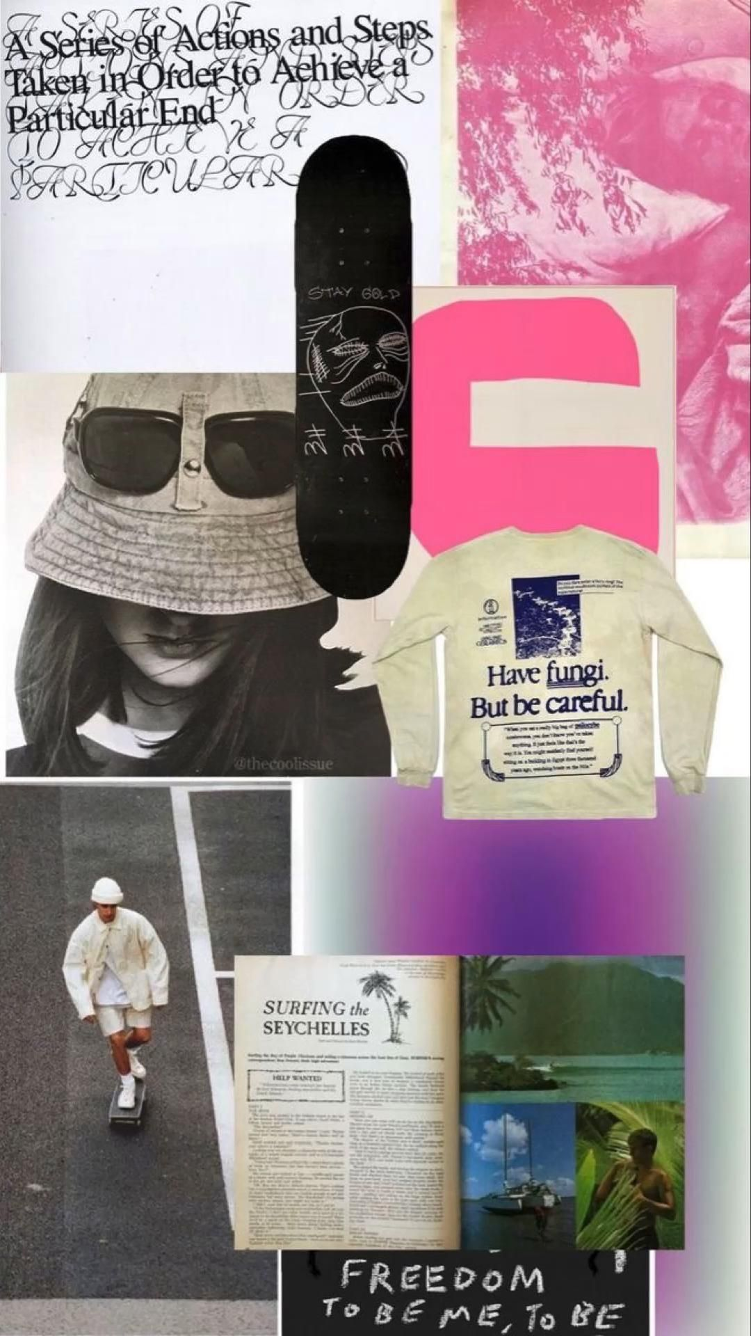 Collage inspo