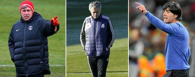 El Madrid busca sustituto para Mou