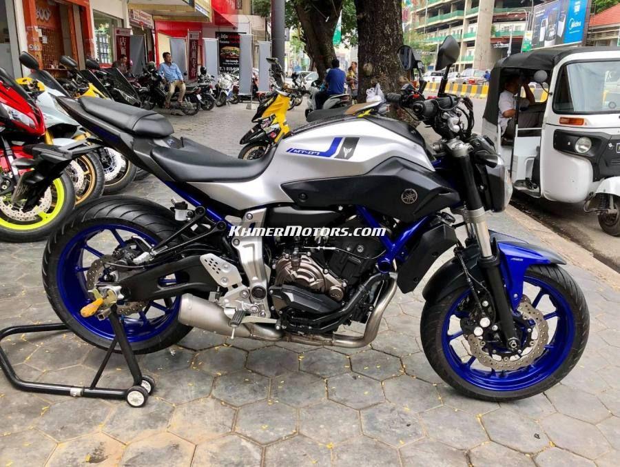 Yamaha Unveils 700cc Sport-Tourer, US to Miss Out
