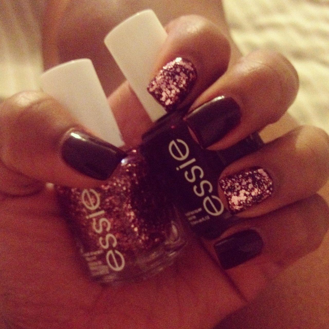 Fall Inspired Nails   Nails   Pinterest   Beauty, Fall nails and Hair