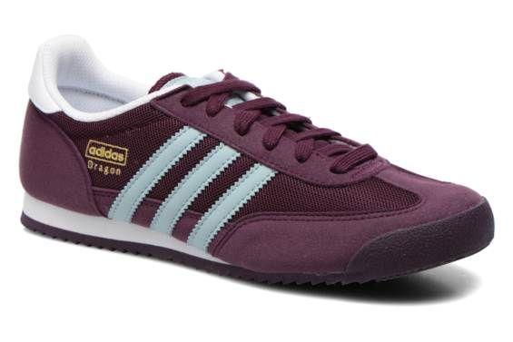 Deportivas Adidas Originals Dragon J vista 3 4   Brand Footwear ... 5019d43f30b3