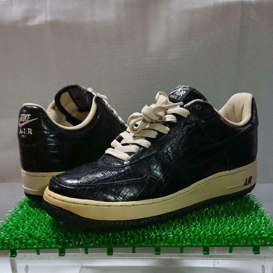Nike Htm Air Force 1 Croco World