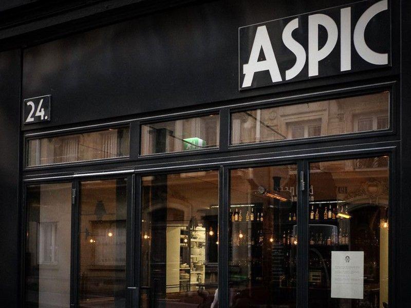 Image result for ASPIC ASPIC restaurant paris