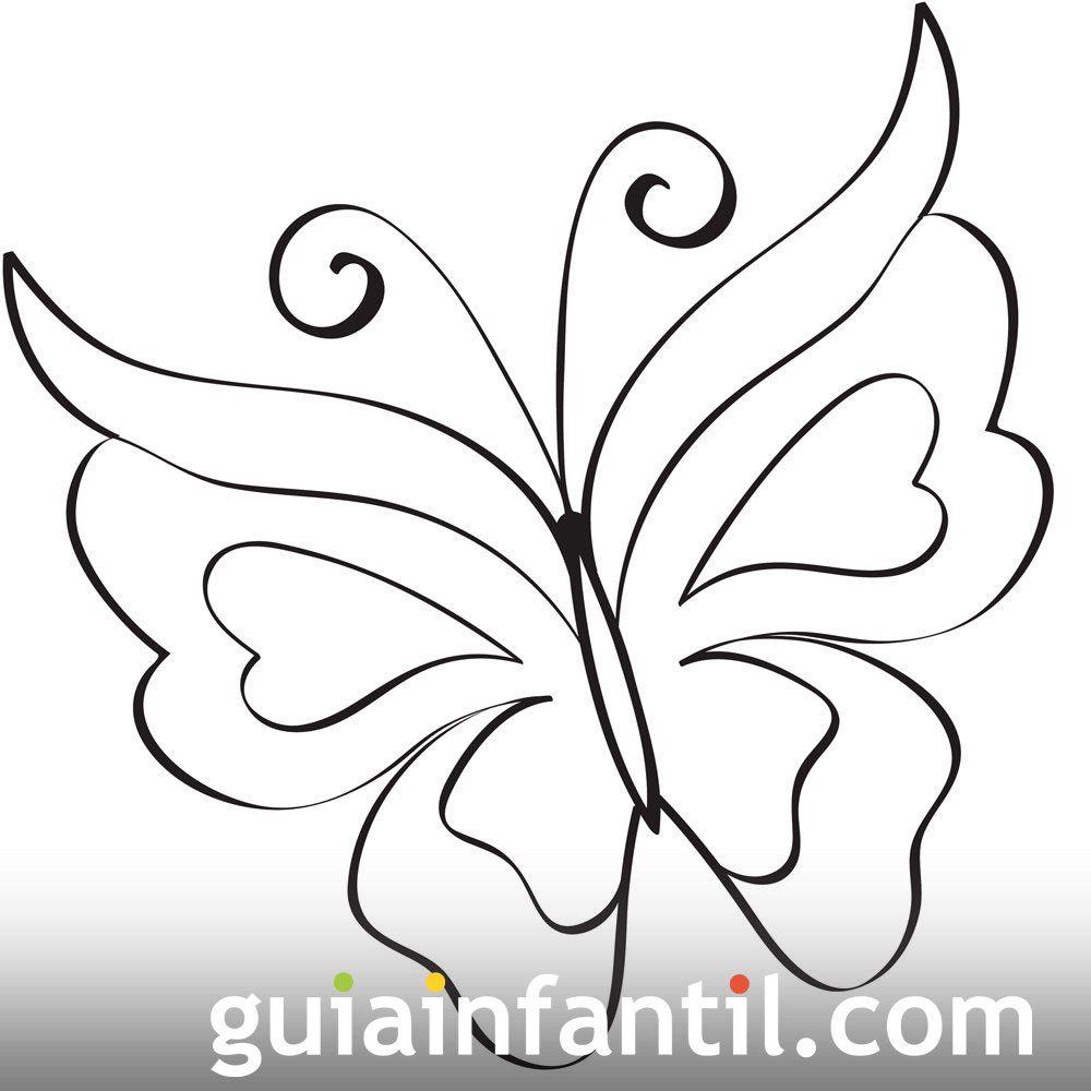 10 Dibujos De Mariposas Para Colorear Sofia Mariposas Para Colorear Mariposas Para Imprimir Y Dibujos De Mariposas