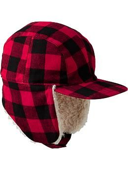 Trapper Hats for Baby  19b2a78d18d