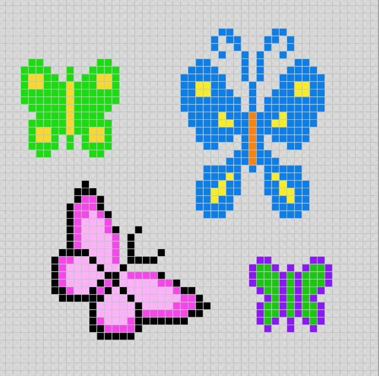 Pin On Pixel Art Plantillas Arte Pixelado