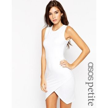 Kleid von ASOS PETITE, superweicher Stretchjersey ...