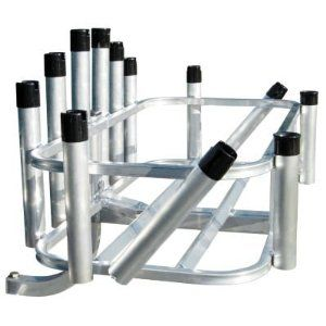 Cooler And Rod Rack For The Truck Fishing Rod Rack Rod Rack
