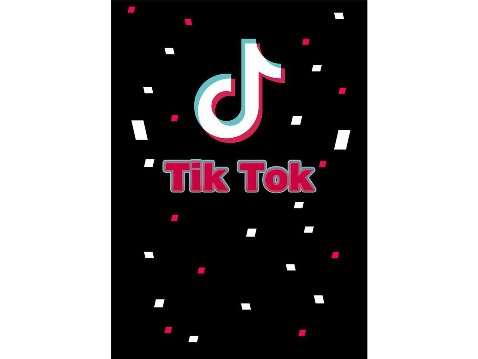 Tik Tok Birthday Party Supplies Decorationscustom Name Tiktok Etsy In 2021 Birthday Party Supplies Birthday Party Supplies Decoration 13th Birthday Party Ideas For Girls