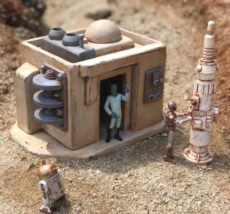 Pin By Jason Moe On Star Wars Custom Star Wars Diy Star Wars Toys Star Wars Action Figures Display