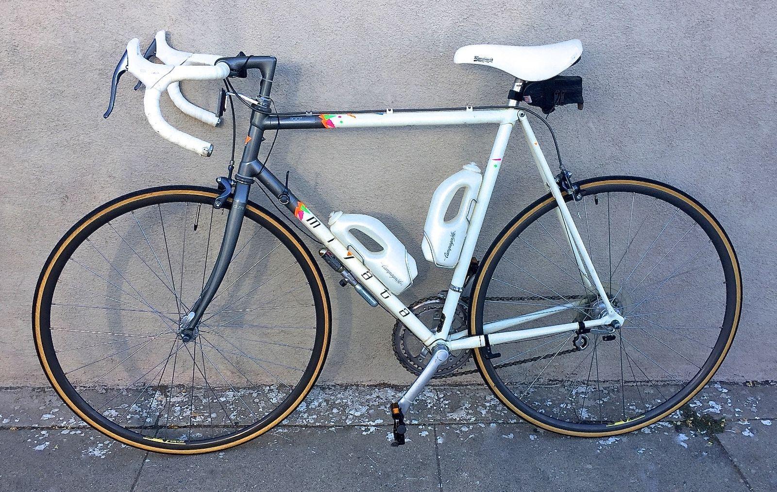 f872632fa97 Miyata 1100a Aluminum Frame Road Bike 80's Vintage 14 Speed Refurbished!  #vintage #speed #refurbished #bike #road #aluminum #frame #miyata