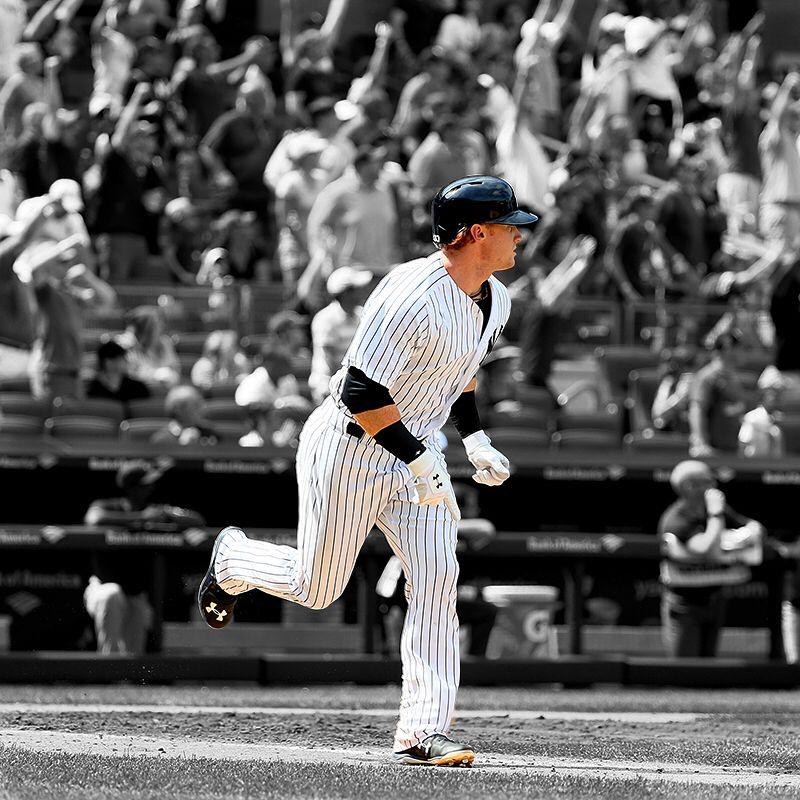 Pin By Jeanette Stuart On Ny Yankees Clint Frazier Yankees Baseball Ny Yankees
