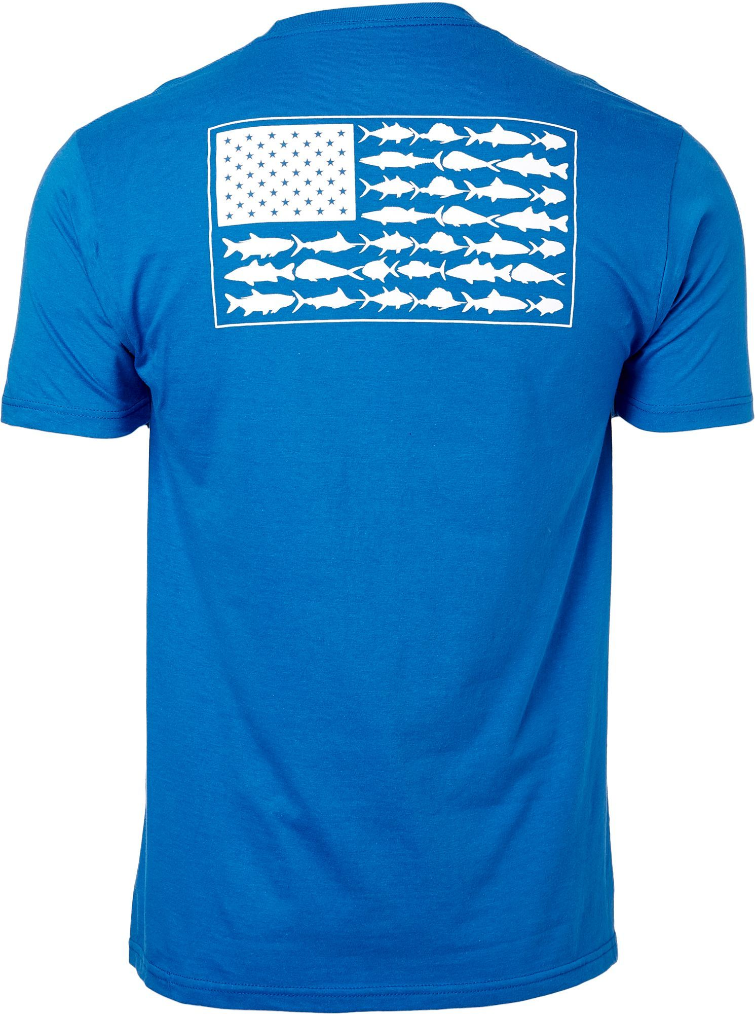 e76c2c5f43 Columbia PFG Americana Saltwater Fish Flag T-Shirt, Blue. Find this Pin and  more on Products by DICK'S Sporting Goods. Tags. Short Sleeve Tee