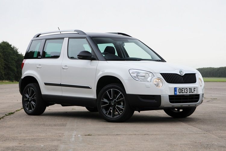 Cars You Cant Own In United States Skoda Yeti
