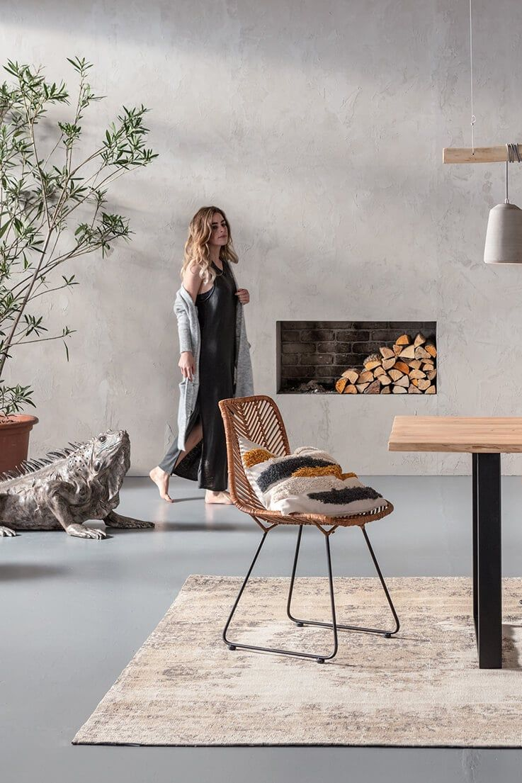 Ambiance Cosy Urban Wood Mobilier De Salon Urban Kare Design