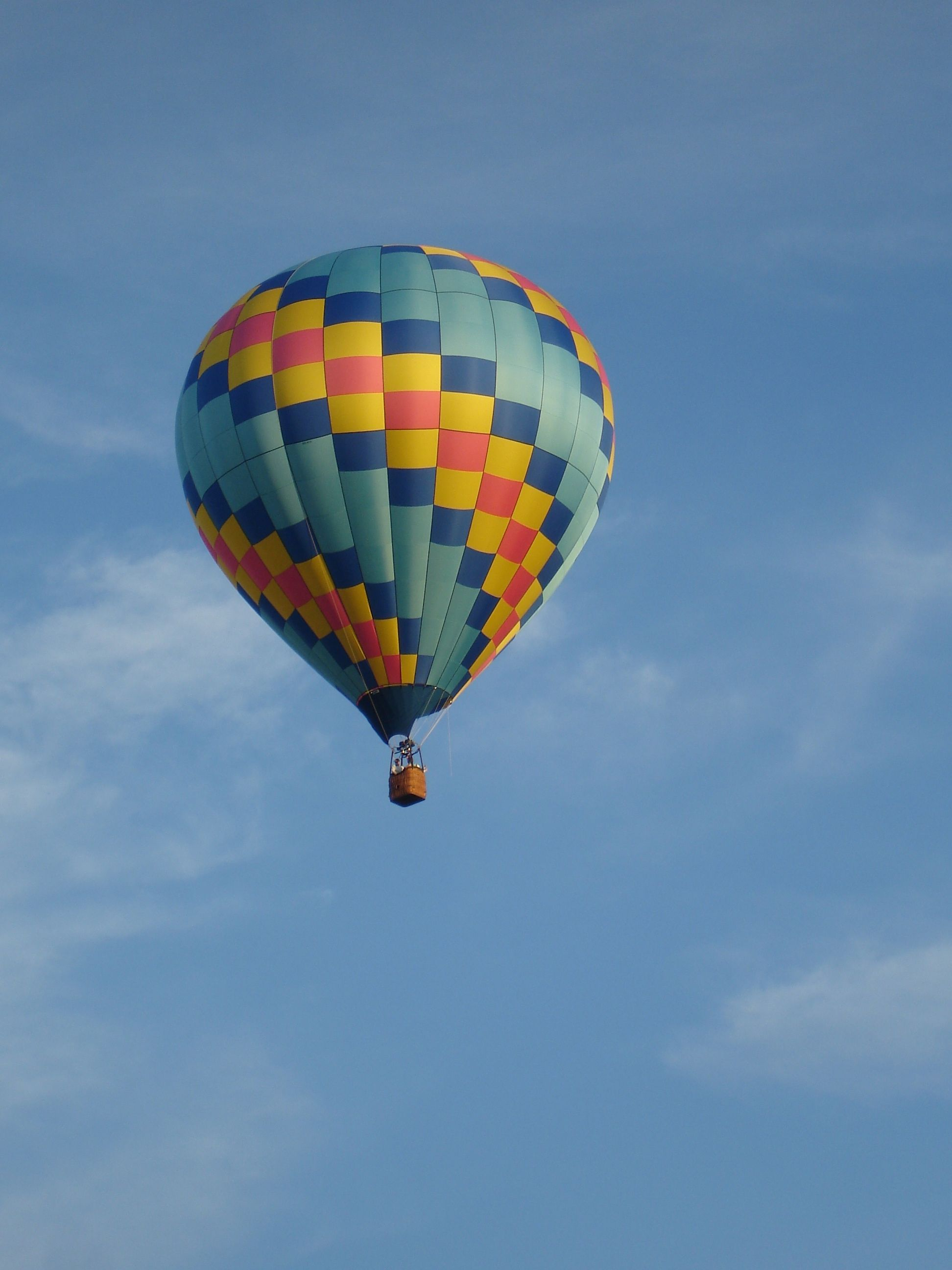 I'll fly high in the sky! | Hot Air Balloons | Hot air ...