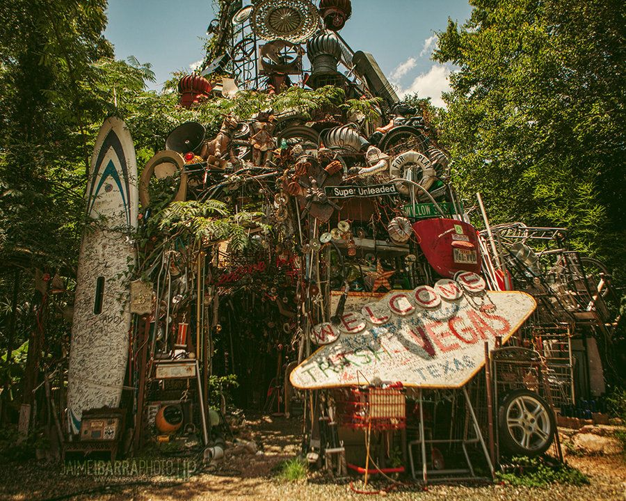 Cathedral of Junk - 02 by *JaimeIbarra on deviantART cool