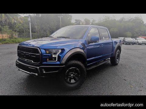 2017 Ford F 150 Raptor Lightning Blue Vamos Para La 5ta Raptor