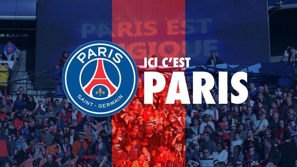 Fonds d'écran Paris Saint Germain Logo MaximumWall