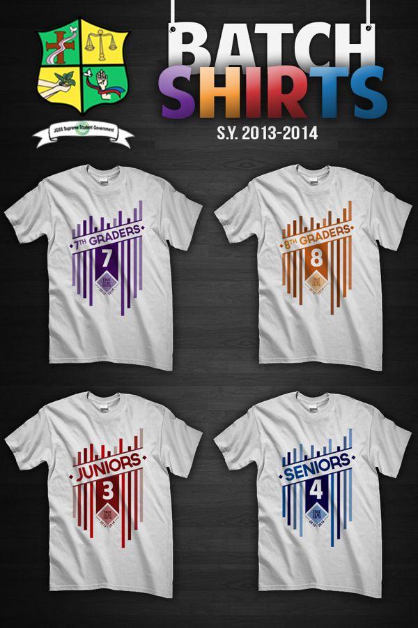 a5fab6ff3a36 Batch Shirts 2013-2014 on Behance