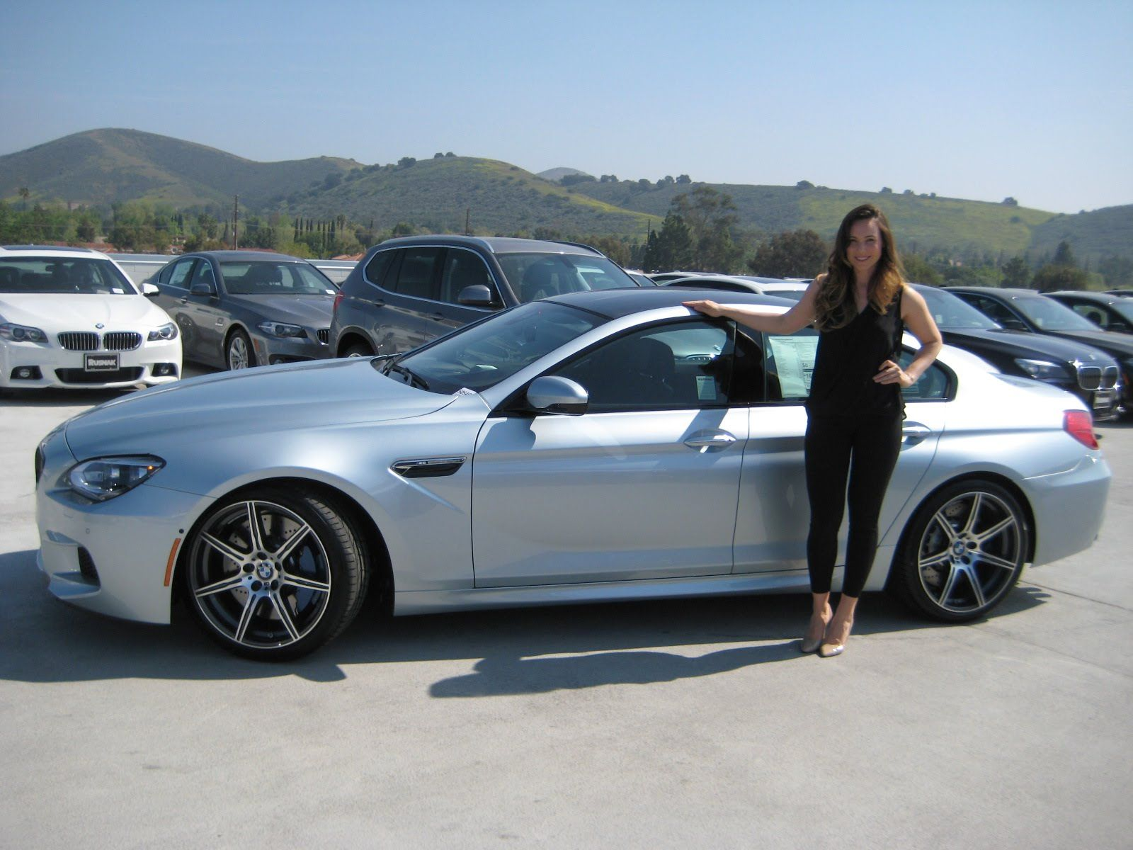 New Bmw M6 Gran Coupe 20 Wheels Exhaust Sound Review With Images