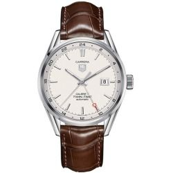 Tag Heuer Men's Carrera Calibre 7 Twin-Time Watch - product - Product Review