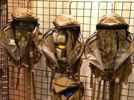 New 2012 3-Day Pack from Mystery Ranch