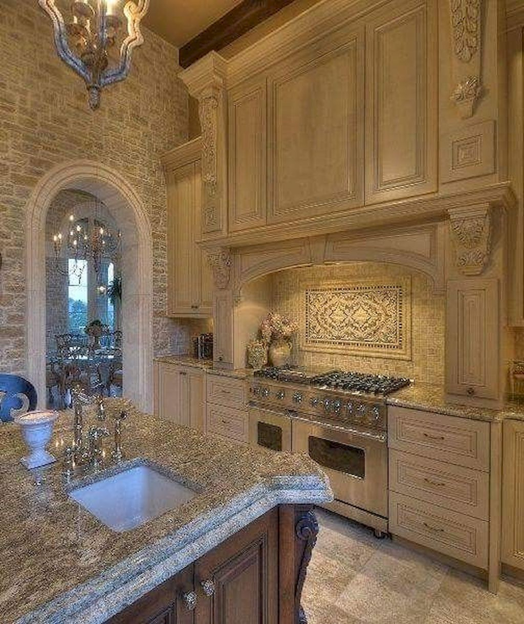 French Country Kitchen Cabinets: 36 French Country Style Kitchen Decorating Ideas