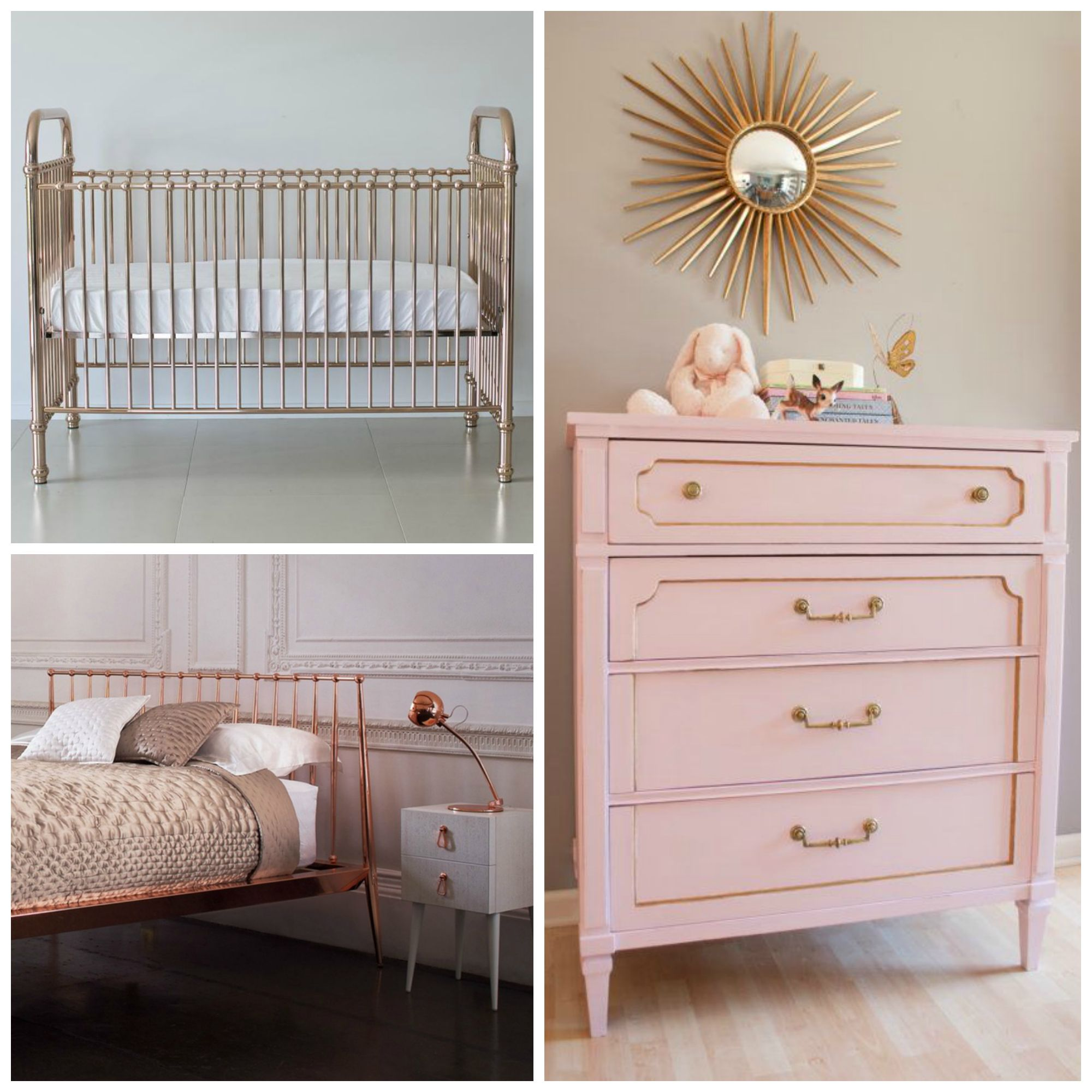 Rose Gold in the Bedroom pics and where to prettyprudent