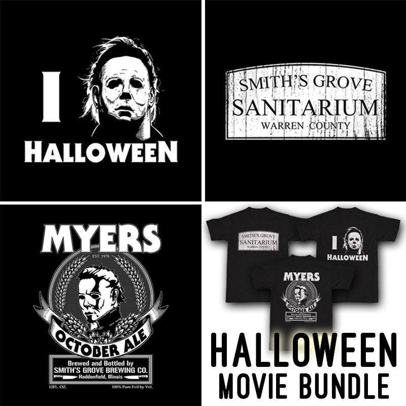 Halloween Movie Bundle