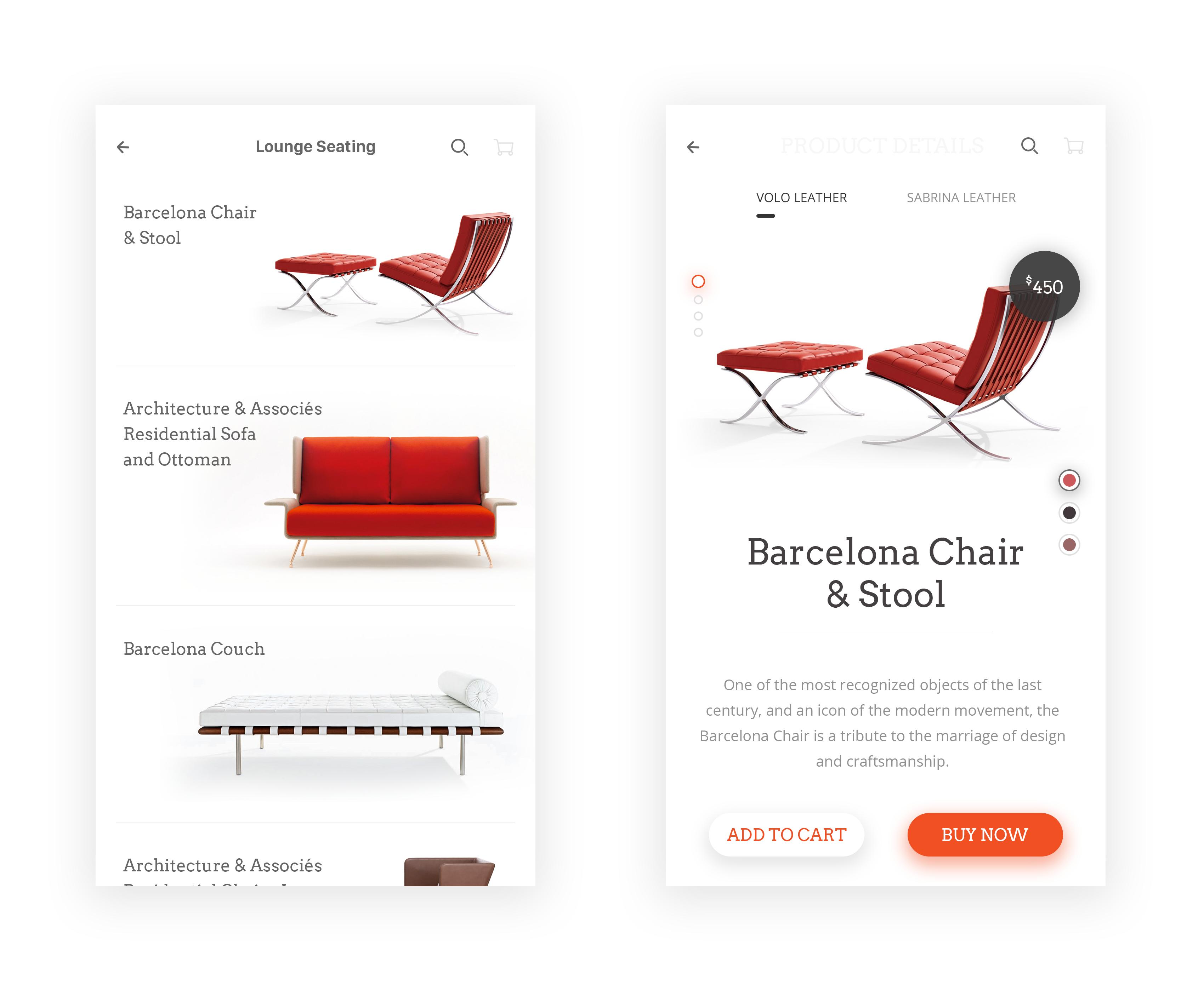 Rp Search Mobile App Design Mobile Interface App Design