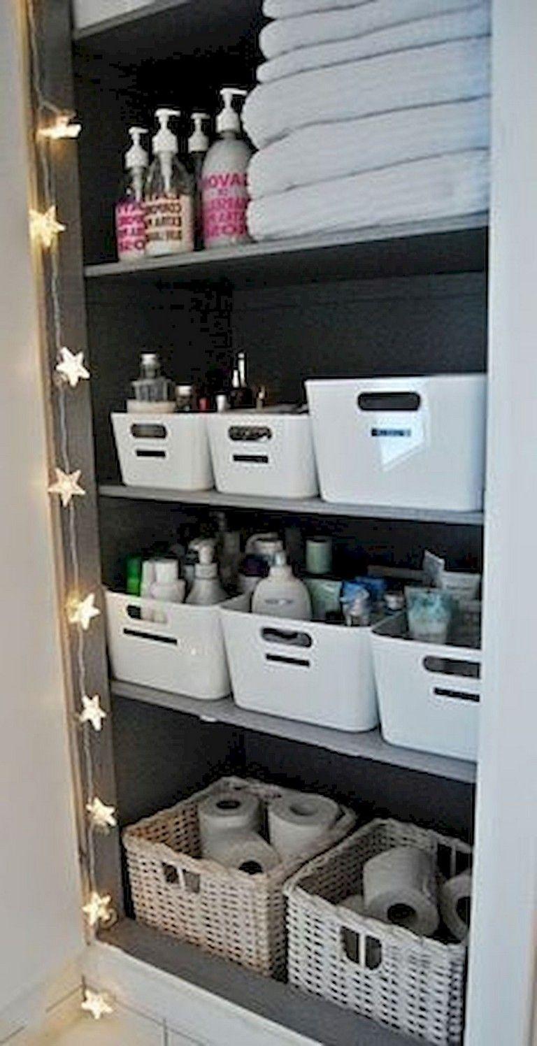 40 Awesome Diy Bathroom Organization And Storage Ideas Bathroom