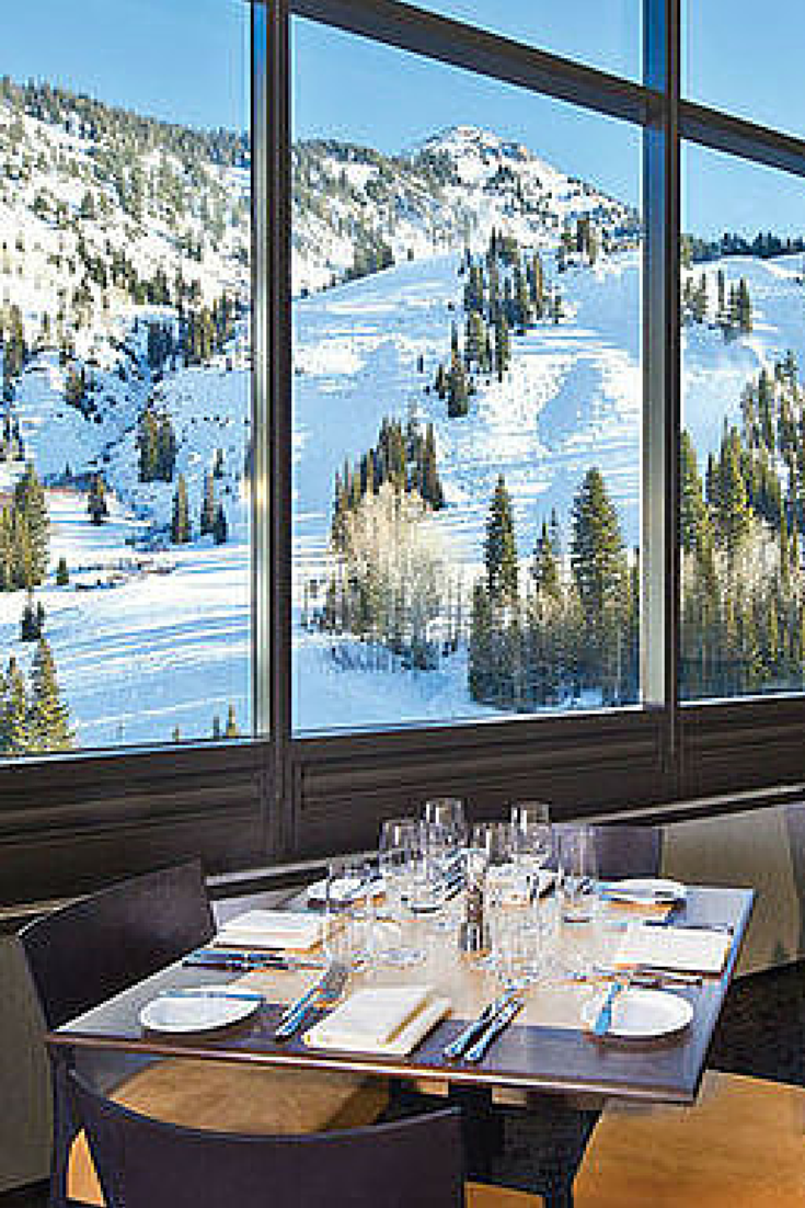 The Aerie Cliff Lodge Snowbird Ski And Summer Resort Highway 210 Little Cottonwood Canyon Ut 84092 9000 801 933 2160