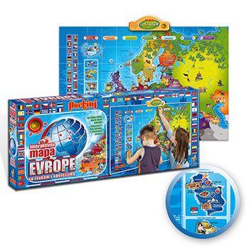 elektronska mapa evrope Pertini toys elektronska mapa Evrope P 0239   3899RSD   U kojoj  elektronska mapa evrope