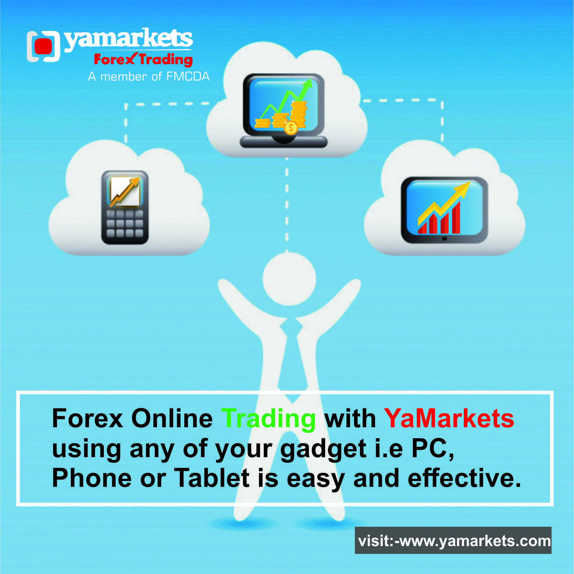 Forex Online Trading With Yamarkets Using Any Of Your Gadgets I E