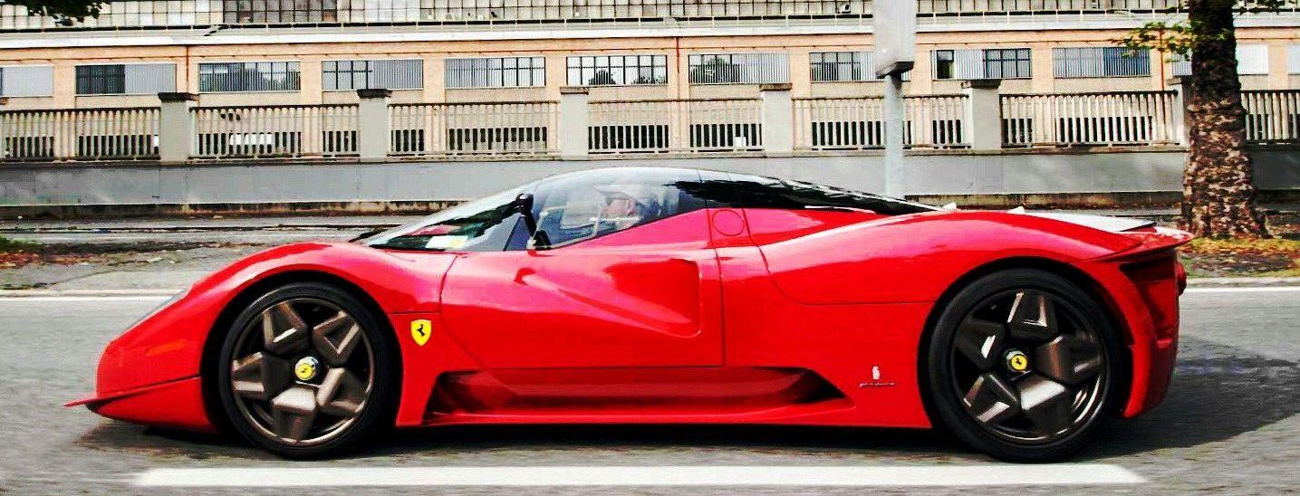 Ferrari P45 By Pininfarina Ferrari Car Vehicles
