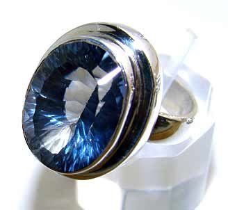 Beautiful item with Mystic Topaz Gemstone(s) set in pure 925 sterling silver.