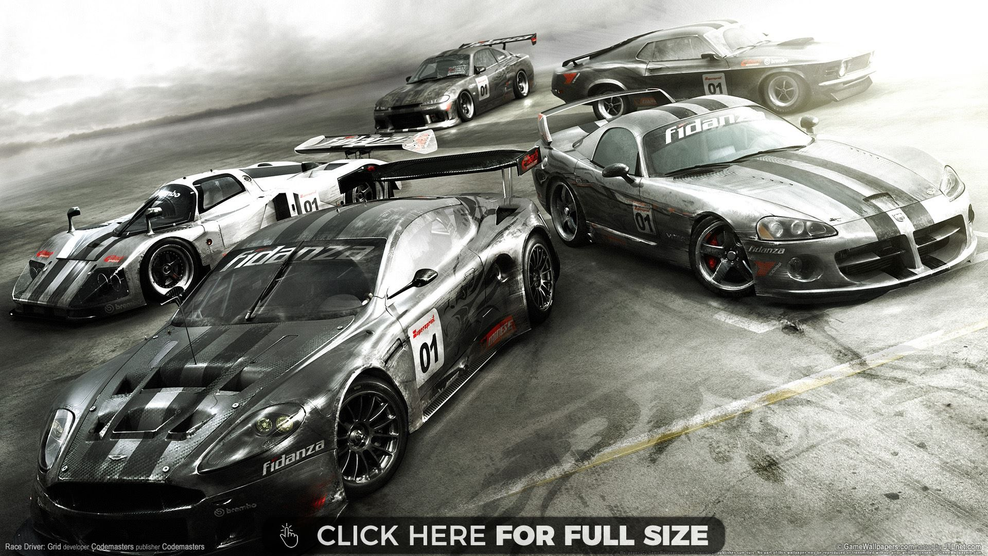 Race Driver Grid 26804 Wallpaper