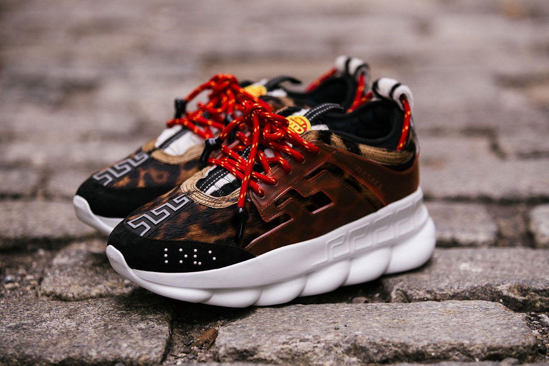 2 Chainz's Versace Sneaker: Exclusive Look   Sneaker Chic ...