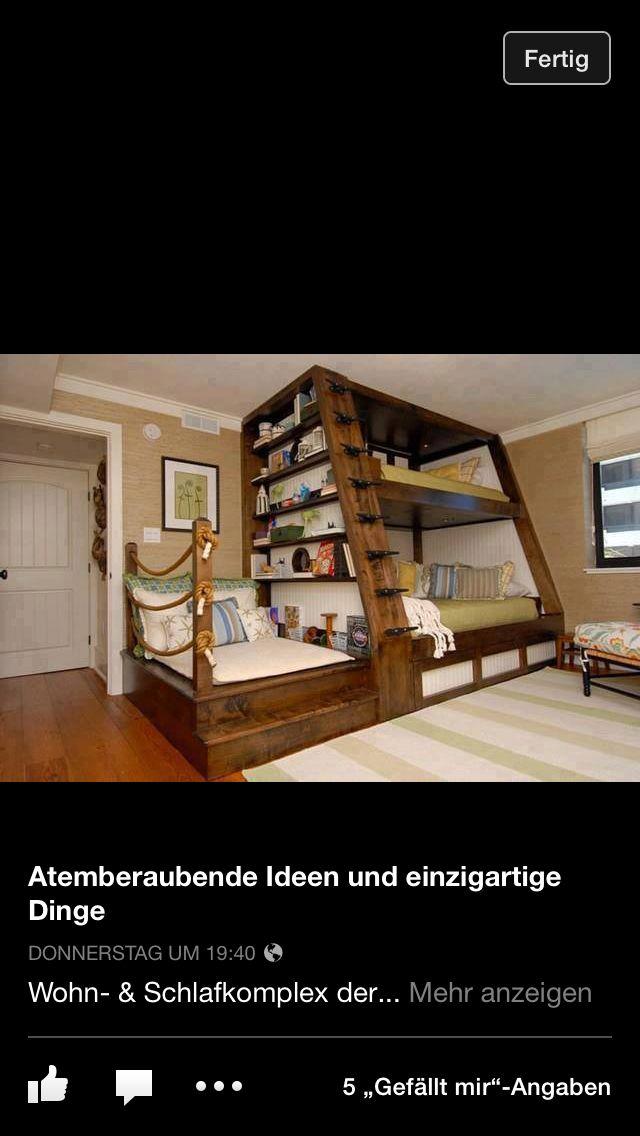 Kinderbett Einrichten Wohnen Hochbett Etagenbett Und Schlafzimmer