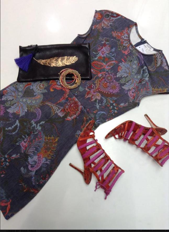 Hedi Dress By Weston @Porcupine Boutique, Hilton Head