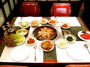 Nyc S 5 Best Korean Bbq Restaurants Korean Bbq Restaurant Best Korean Bbq Korean Bbq