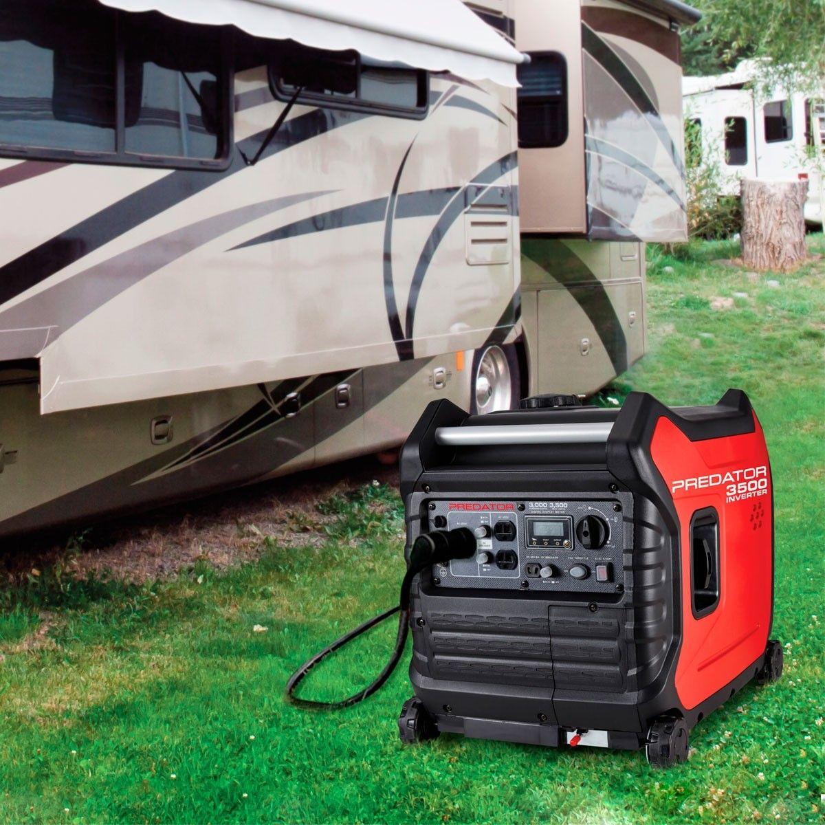 Buy the Predator 3500 Watt SuperQuiet Inverter Generator