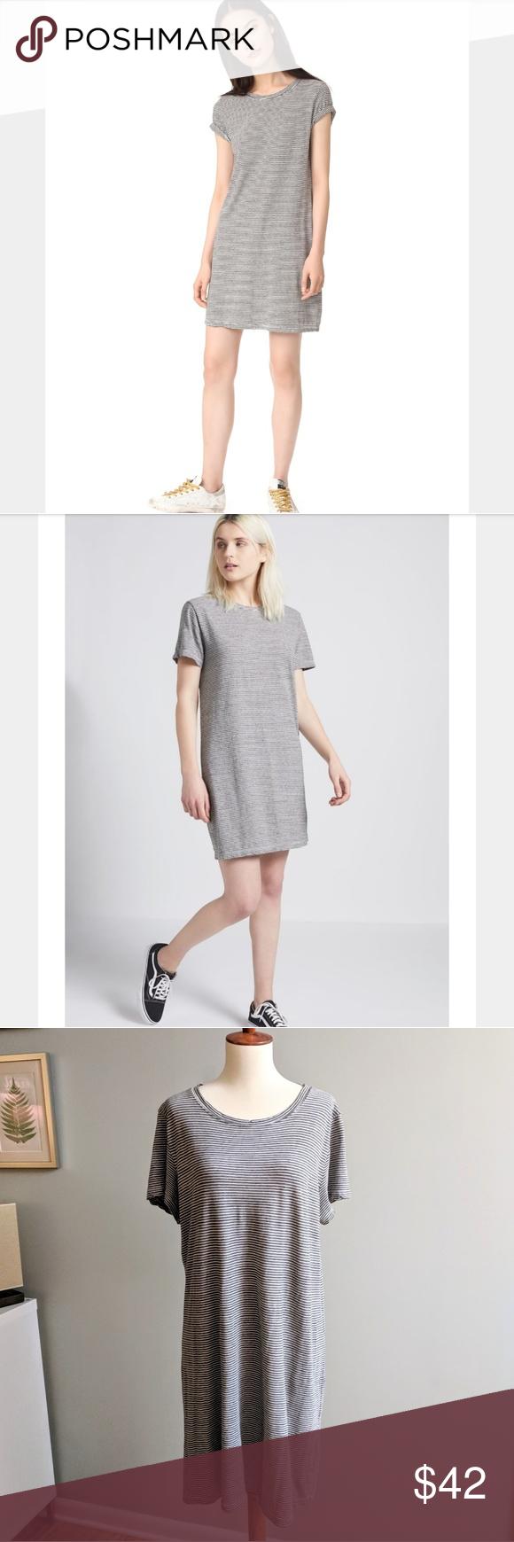 Currentelliott beatnik tshirt dress