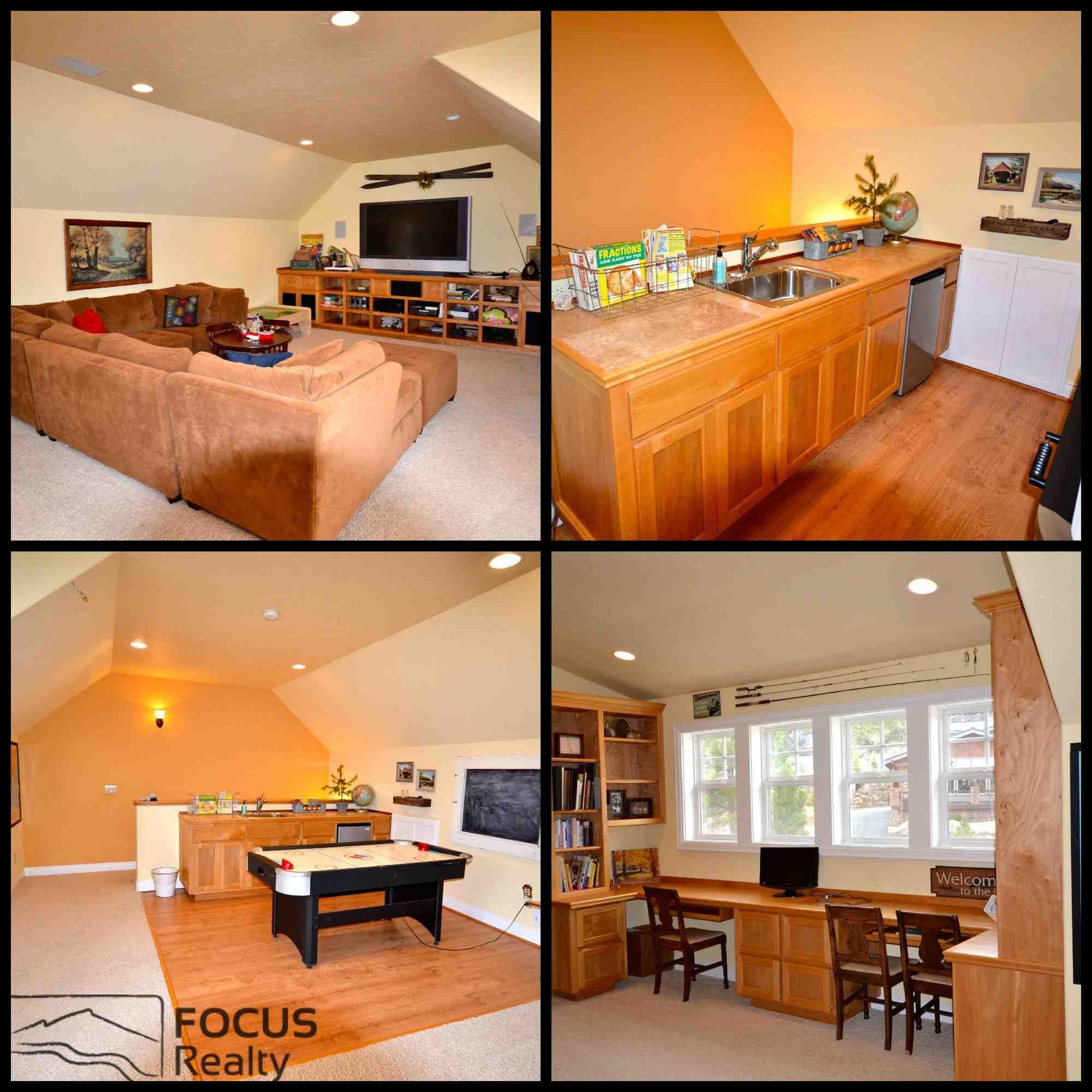 Next Home: Big Upstairs Bonus Room In Craftsman Home On Westside Bend