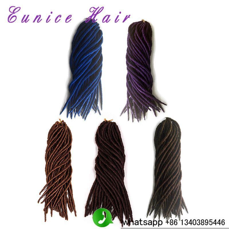 Havana Mambo Dreadlock Extensions Synthetic Braiding Hair Extension