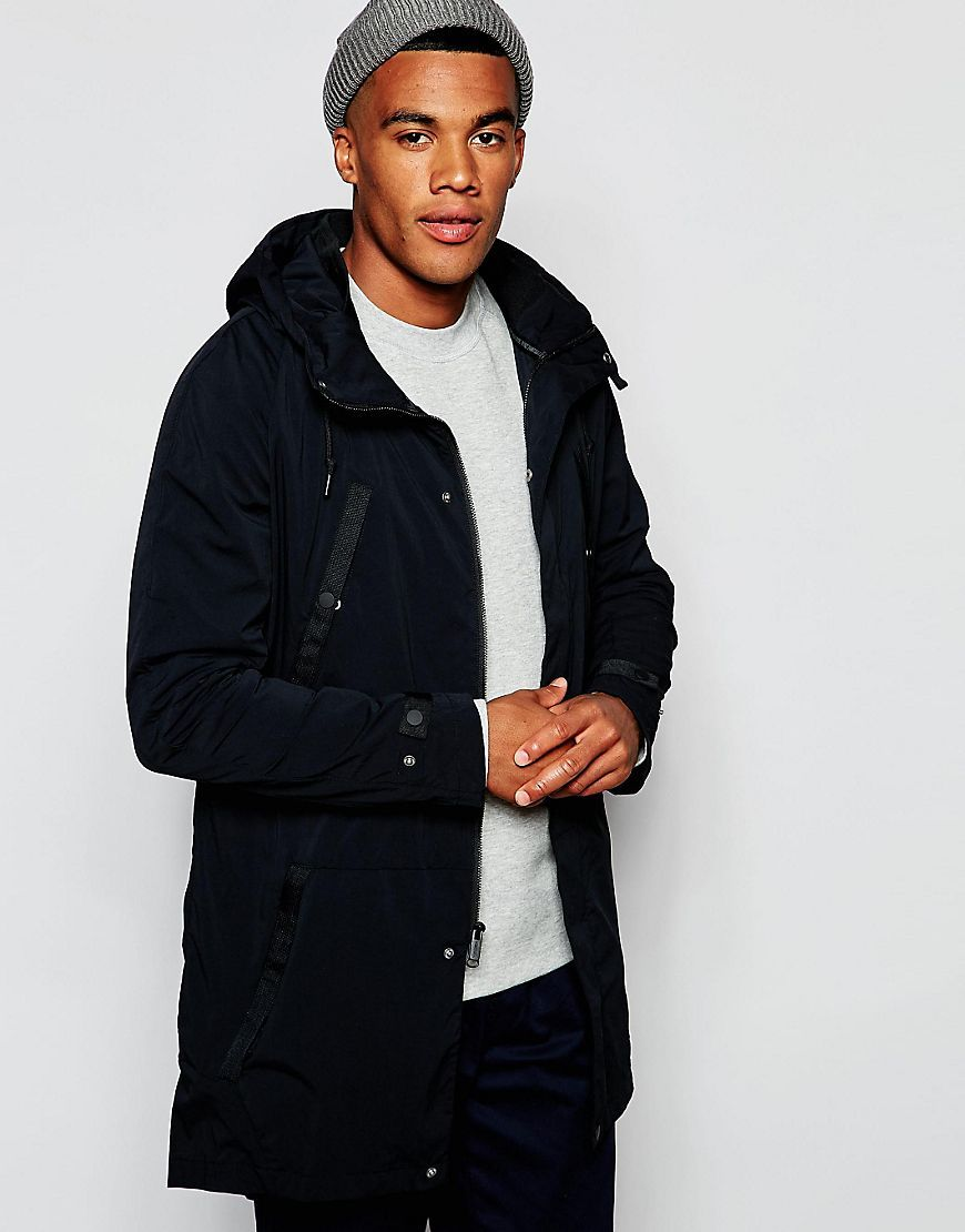 Image 1 of Nike FC Parka Jacket 777434-010 | clothing | Pinterest ...