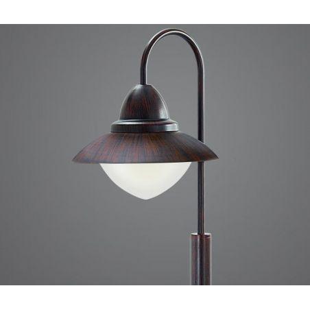 Eglo eglo 88712 sidney 1 light outdoor floor lamppost lamp eglo eglo 88712 sidney 1 light outdoor floor lamppost lamp antique brown finish ip44 mozeypictures Gallery