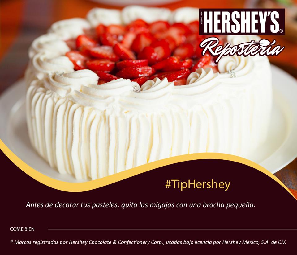 Hershey\'s® Repostería tiene para ti los mejores tips. #Hersheys ...