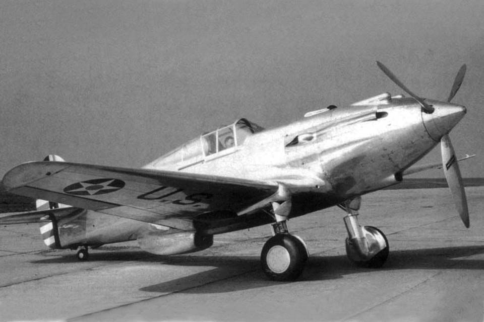 Curtiss P-40 Warhawk: One of WW II's Most Famous Fighters ...